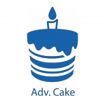adv_cake_LOGO blue square name